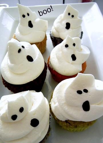 ghist cupcakes