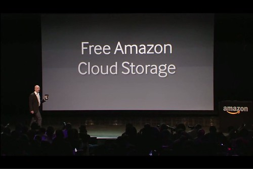 Free Amazon Cloud Storage