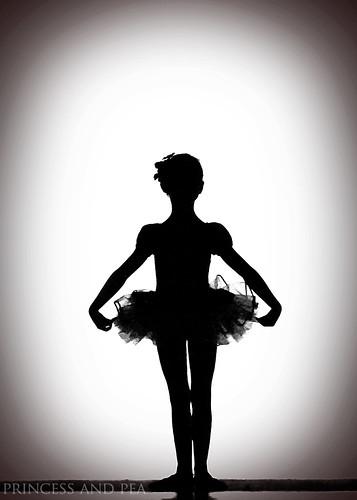 Budding Ballerina