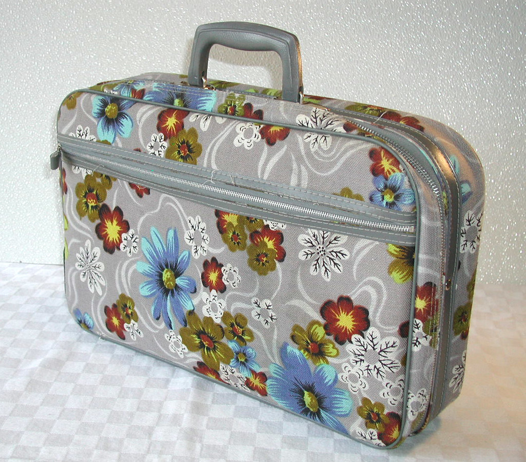 Vintage Luggage amp Travel  Etsy