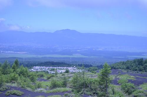 富士山御殿場口
