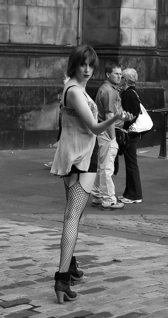 Fringe on the Royal Mile 2011 069