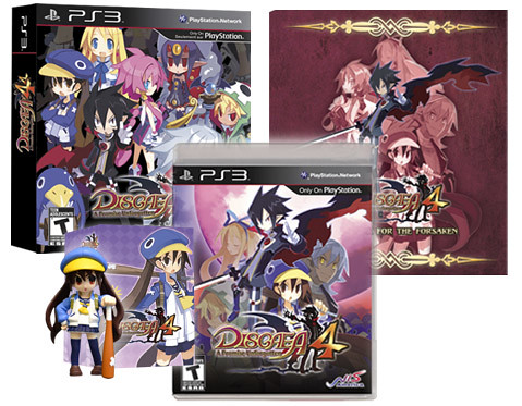 Disgaea 4 for PS3