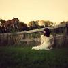 365/217 - How to Train Your Corgi (RachelMarieSmith) Tags: sunset summer portrait selfportrait field fashion photography corgi pembrokewelshcorgi levitation 365 project365 365project selfiesquared