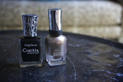 crackle coat!