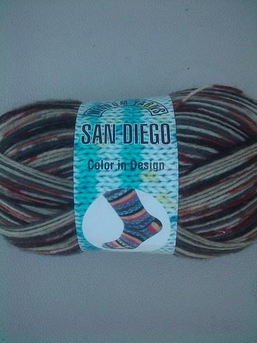 Lynda's yarn