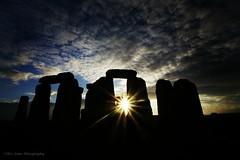 Stonehenge at Sunset (hcjonesphotography) Tags: uk sunset england mystery stones stonehenge hcjones hcjoensphotography