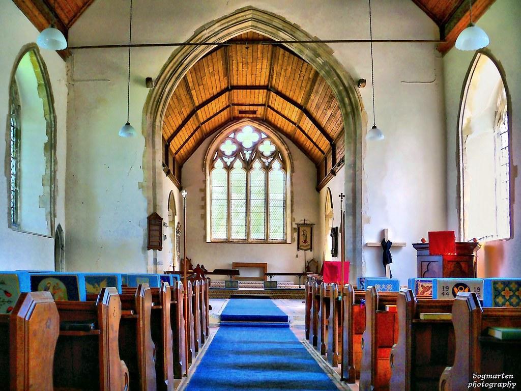 St. Mary's, Raydon Interior (1)