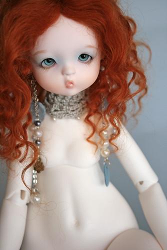 Dollmore Dear Doll Popo + Leeke Art body