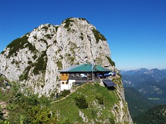 Tegernseer Htte I (iEiEi) Tags: mountains alps canon germany landscape bayern deutschland bavaria berge alpen landschaft g11 bavarianalps bayerischealpen tegernseerhtte canonpowershotg11