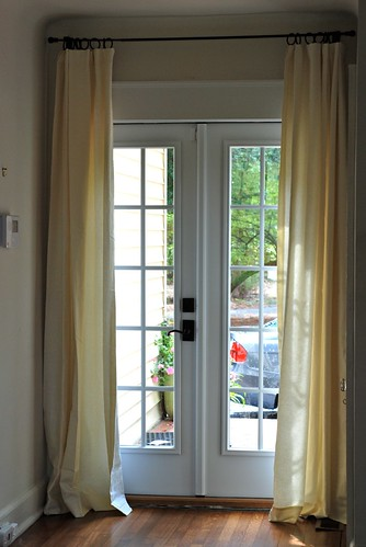 Sarah S House New French Doors The Estate Of Things