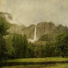 Yosemite Falls ~ Yosemite National Park (StoryWorks by Suzette - Moving) Tags: motat idream tatot magicunicornverybest magicunicornmasterpiece sbfmasterpiece sbfgrandmaster