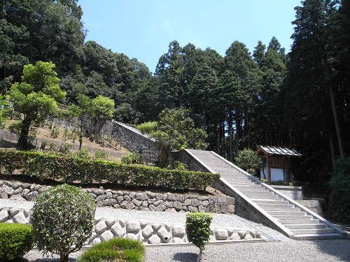 第34代天皇『舒明天皇陵(押坂内陵)』@桜井市
