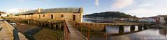 Muiño de Mareas en Serres (Muros, A Coruña)