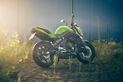 [免费图片] 车辆, 摩托车, 201108202300