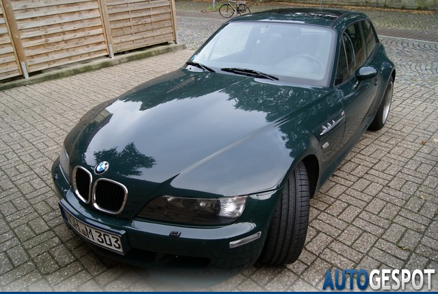 1999 M Coupe | Boston Green | Black