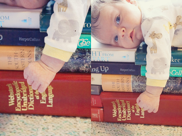 baby Liam diptych 5