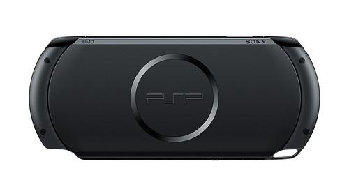 PSP E1000 - back