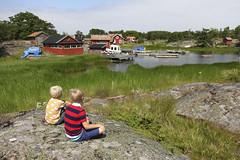Lngviksskr (Anders Sellin) Tags: sweden stockholm sverige vatten archipelago stersjn skrgrd klippa lngviksskr