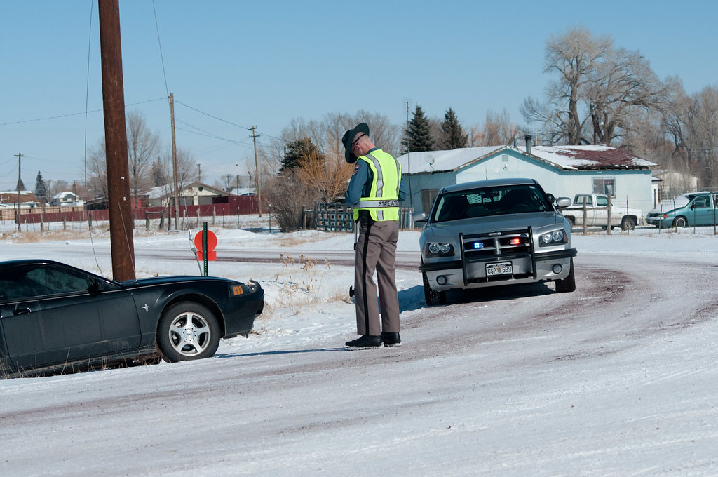 Car Accident In Alamosa
