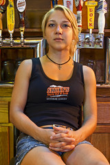 Megan 081511 (03/100) (TNrick) Tags: portrait girl bar tennessee stranger nightphoto gatlinburg easttennessee barphoto