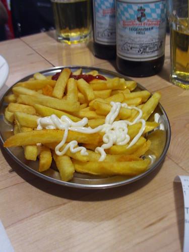 Berlín | Rosenburger | Patatas