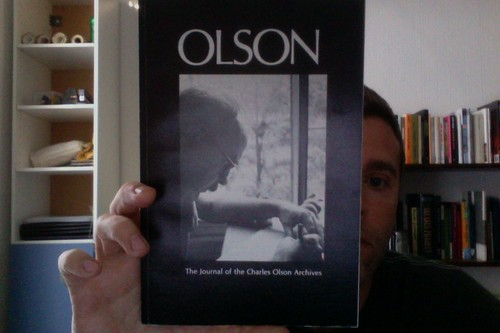 Olson: The Journal of the Charles Olson Archives, Number 5 by Michael_Kelleher