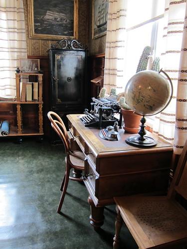 Marela, laivanvarustajan toimistohuone