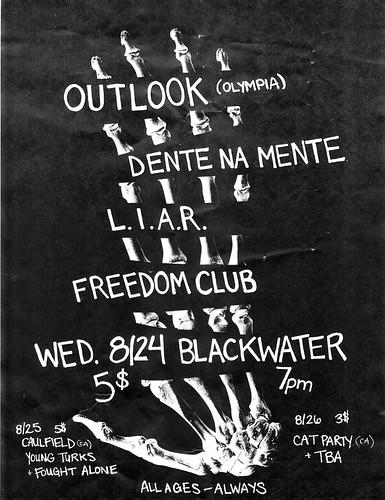8/24/11 Outlook/DenteNaMente/Liar/FreedomClub