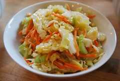 "Crispy Slaw • <a style=""font-size:0.8em;"" href=""http://www.flickr.com/photos/66464162@N06/6054254134/"" target=""_blank"">View on Flickr</a>"