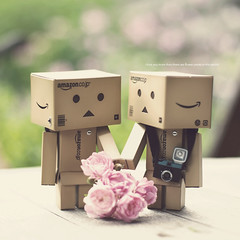 194 of 365 (Morphicx) Tags: flowers love petals bokeh canon5d 365 danbo ❤ canon50mmf14 morphicx 365shotsin365days
