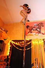 Pamela Pole (Scotsman_in_Hawaii) Tags: themercurybar honolulu hawaii chinatown themercurywondershow professorpandemonium fundraiser kitty chow violetta beretta pamela poles waikiki acrobats angela kickuchi dneale djdogggshow chaplainlane