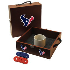 Houston Texans Washers Toss Game
