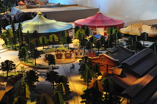 New Fantasyland model