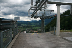 Sessellift - Mittelstation