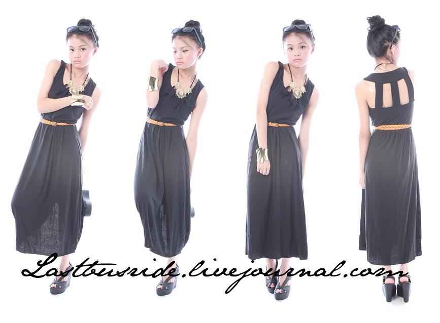 Livejournal maxi dress