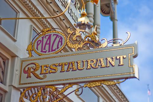 Plaza Restaurant by DisHippy