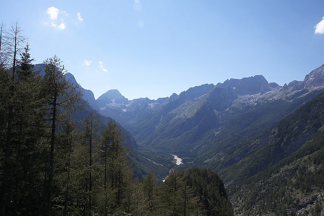 Trenta - the most beautiful valley...