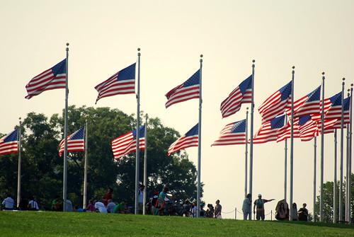 Weekend - Outside the Washington Monument
