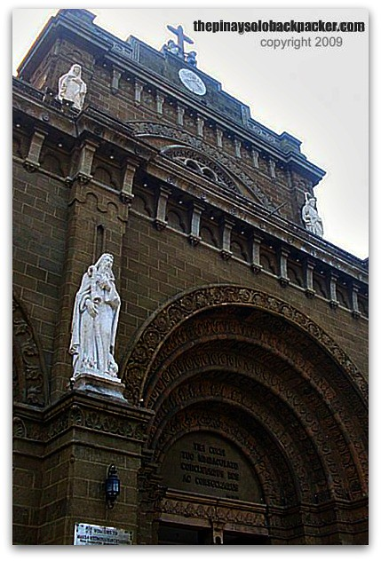 Manila Cathedral photo