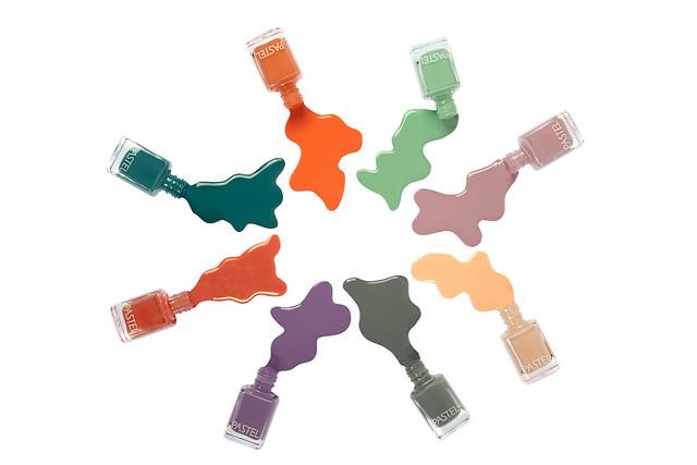 Pastel Soft Renkler