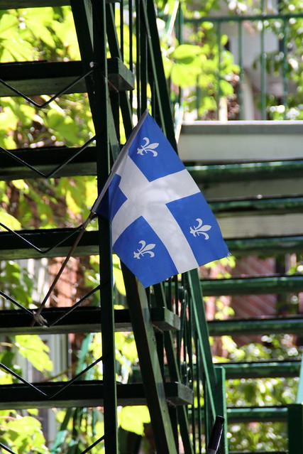 à Québec, no doubt