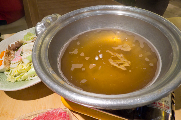 Steamboat Broth / Soup