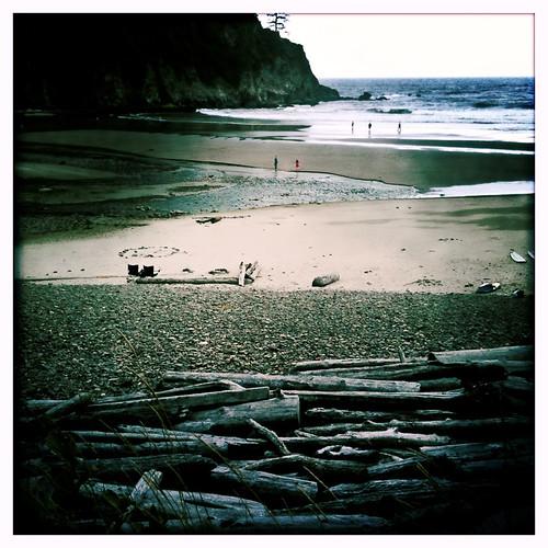 Smugglers Cove, Oregon