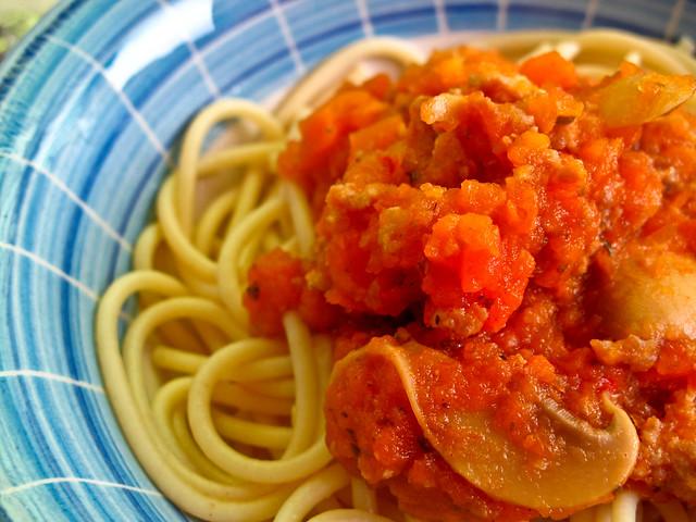 IMG_2380 Belacan spaghetti