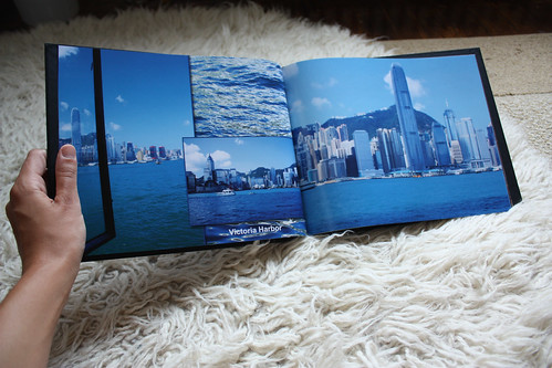 Inside a Picaboo Photobook