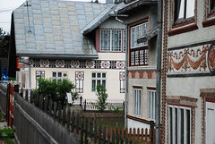 The world 39 s best photos of paintedplaster flickr hive mind - The painted houses of ciocanesti ...