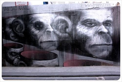 valencia street art wall