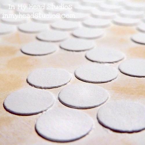 Tiny Paper Circles