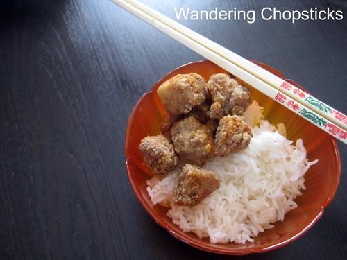 Taiwanese Popcorn Chicken 2